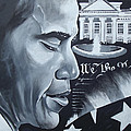 Obama by Alonzo Butler