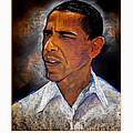 Obama. The 44th President. by Fred Makubuya