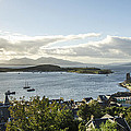 Oban Bay View by Chris Thaxter