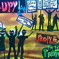 Occupiers Unite by Tony B Conscious