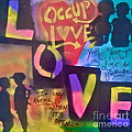 Occupy Love Open Heart by Tony B Conscious