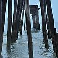 Ocean City 59th Street Pier by Bill Cannon