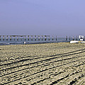 Ocean City Nj The Old Pier by Paul Plaine