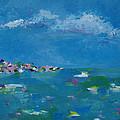 Ocean Delight by Judith Rhue