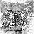 Ocean Grove Ferry, 1878 by Granger