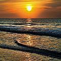 Ocean Sunrise by Scott Wood