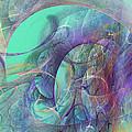 Ocean Symphony I by Betsy Knapp