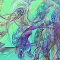 Ocean Symphony II by Betsy Knapp