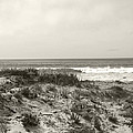 Ocean Wave View by Kathleen Grace
