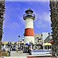 Oceanside Lighthouse by Tommy Anderson