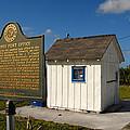 Ochopee Post Office by David Lee Thompson
