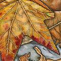 October by Nora Blansett