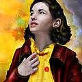 Ofelia's Dream by Mary Hood