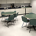 Office Break Room by Will & Deni McIntyre