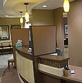 Office Reception Area by Andersen Ross
