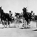 Ohio: Horse Race, 1904 by Granger
