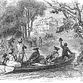 Ohio River: Emigrants by Granger
