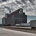 Ohio Street Mill by Guy Whiteley