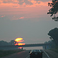 Ohio Sunrise by Alexander Wahl