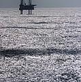 Oil Platform by Arno Massee