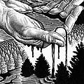 Oil Pollution by Bill Sanderson