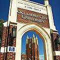 Oklahoma City University by Ricky Barnard