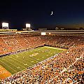 Oklahoma State Boone Pickens Stadium Under The Lights by Oklahoma State University