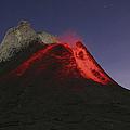 Ol Doinyo Lengai Eruption, Rift Valley by Martin Rietze