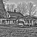 Old Abandoned Farmhouse by Jim Lepard
