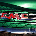Old American Gmc Truck . 7d10666 by Wingsdomain Art and Photography