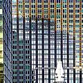 Old And New 2 by Burney Lieberman