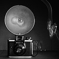 Old Ansco Camera  by Susan Stone