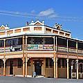 Old Aussie Pub by Kaye Menner