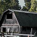 Old Barn by Bill Owen