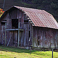 Old Barn In Etowah by Duane McCullough
