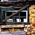 Old Barn Window 2 by Perry Webster