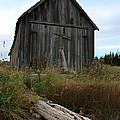 Old Boat House by Jeff Galbraith