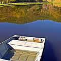 Old Boat by Susan Leggett