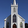 Old Bodega Church by Garry Gay