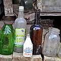 Old Bottle by Todd Hostetter