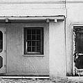 Old Buiding Near Silver City by Bob Russman