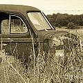 Old Car by Tisha Clinkenbeard