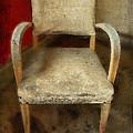 Old Chair by Jill Battaglia