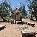 Old Chuck Wagon by Jonathan Barnes