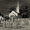 Old Church Yard by Fran Gallogly