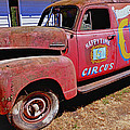Old Circus Truck by Garry Gay
