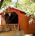 Old Covered Bridge by Sherri Powell