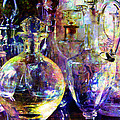 Old Decanters by Barbara Berney