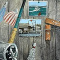 Old Destin Times by Gary Partin