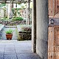 Old Door by Mats Silvan